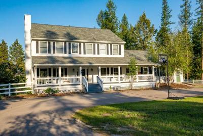 Flathead County Single Family Home For Sale: 1215 Glacier Stage Lane