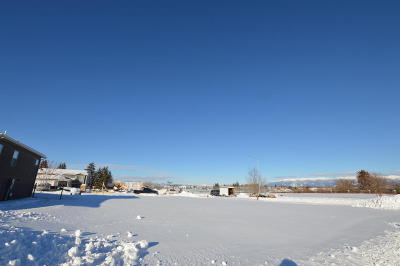 Kalispell Residential Lots & Land Under Contract Taking Back-Up : Nhn Battle Ridge Drive