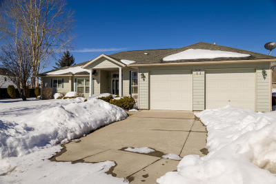 Kalispell Single Family Home For Sale: 11 Velva Drive