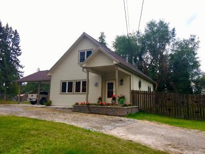 Flathead County Single Family Home Under Contract Taking Back-Up : 445 West 7th Street
