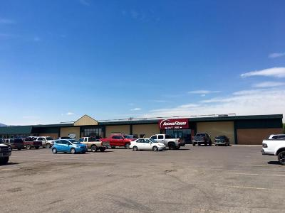 Flathead County Commercial Under Contract Taking Back-Up : 1327/1331 Us Highway 2 West