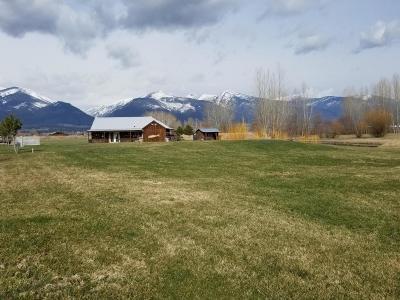 Stevensville Single Family Home For Sale: 440 North Burnt Fork Road