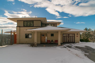 Missoula Single Family Home Under Contract Taking Back-Up : 4475 Quaking Aspen Court