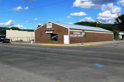 Lincoln County Commercial Under Contract Taking Back-Up : 221 Mineral Avenue