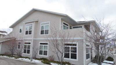 Missoula Single Family Home Under Contract Taking Back-Up : 5110 Village View Way