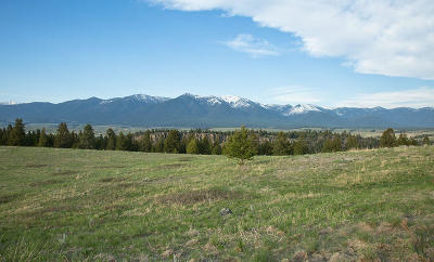 Lincoln County Residential Lots & Land For Sale: Lot 1 Scenery Hill