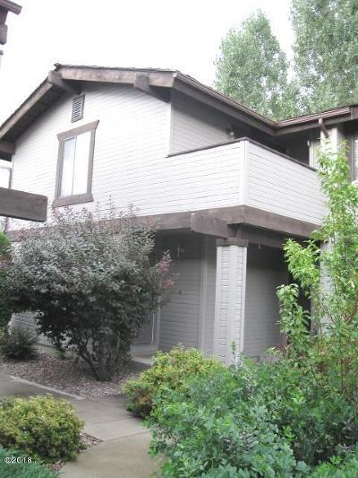 Hamilton Single Family Home For Sale: 1150d Pine Park