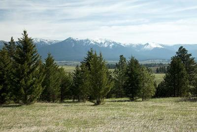 Lincoln County Residential Lots & Land For Sale: Rmndr Scenery Hill 2