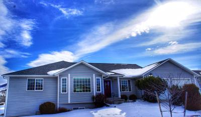 Missoula Single Family Home For Sale: 7015 Alisha Drive
