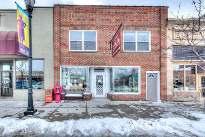 Commercial For Sale: 319-321 West Main Street