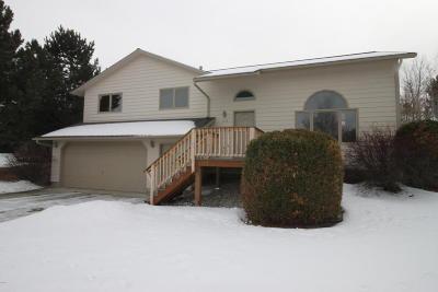 Lolo Single Family Home For Sale: 6320 Delarka Drive