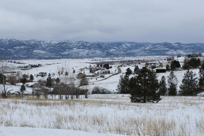 Missoula Residential Lots & Land For Sale: 4725 Goodan Lane