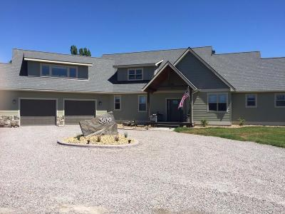 Kalispell Single Family Home For Sale: 3819 Lower Valley Road