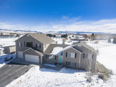 Florence MT Single Family Home For Sale: $399,900