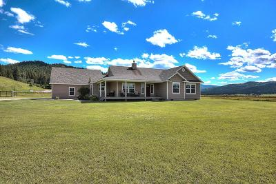 Kalispell Single Family Home For Sale: 1540 Smith Lake Road