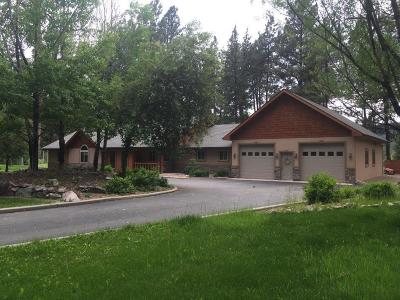 Seeley Lake Single Family Home For Sale: 233 Golf View Drive