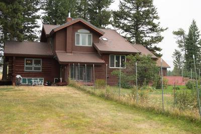 Flathead County Single Family Home For Sale: 6590 Farm To Market Road