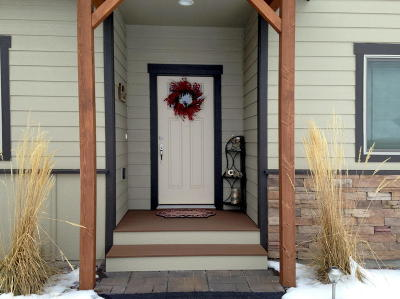 Kalispell Single Family Home For Sale: 631 Fox Den Trail
