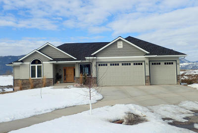 Missoula Single Family Home For Sale: 8711 Fescue Court