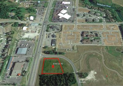 Whitefish Commercial For Sale: 6143 Hwy 93 South