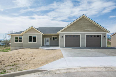 Florence MT Single Family Home For Sale: $424,888