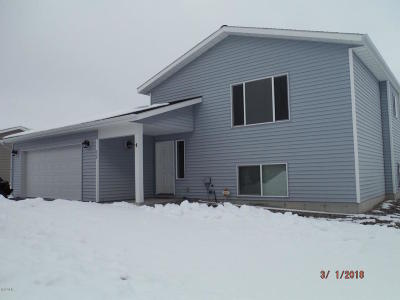 Kalispell Single Family Home For Sale: 335 Bismark Street
