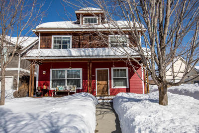 Flathead County Single Family Home Under Contract Taking Back-Up : 640 Woodside Lane