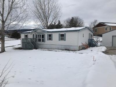 Missoula Single Family Home For Sale: 2320 Sage Hen Court
