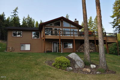 Flathead County Single Family Home For Sale: 300 Tamarack Woods Drive