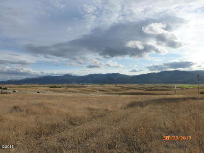 Missoula Residential Lots & Land For Sale: 13818 Wilson Lane