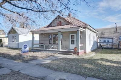 Missoula Single Family Home For Sale: 516 North 2nd Street West
