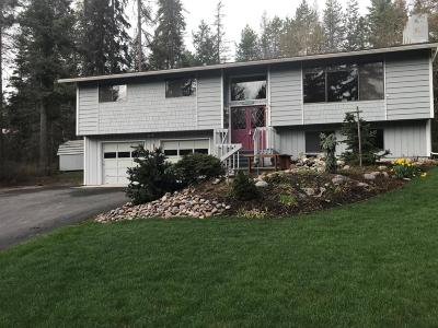 Whitefish Single Family Home Under Contract Taking Back-Up : 248 Crystal Court