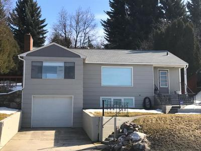 Missoula Single Family Home For Sale: 204 Whitaker Drive