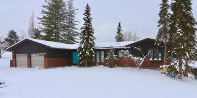 Missoula Single Family Home Under Contract Taking Back-Up : 111 Ironwood Place