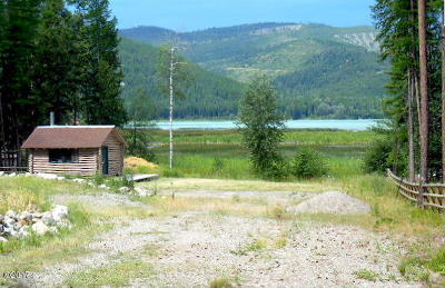 Flathead County Residential Lots & Land Under Contract Taking Back-Up : 4885 Ashley Lake Road