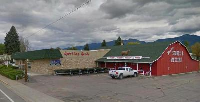 Lake County Commercial Under Contract Taking Back-Up : 63298 Hwy 93 North