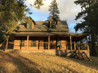 Bigfork Single Family Home For Sale: 605 & 665 Cascade Avenue
