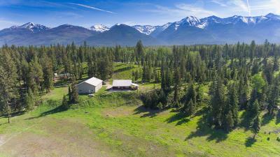 Condon, Potomac, Seeley Lake Single Family Home For Sale: 355 Wrangler Road