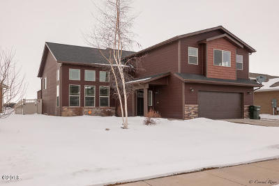 Kalispell Single Family Home For Sale: 142 Weimar Way