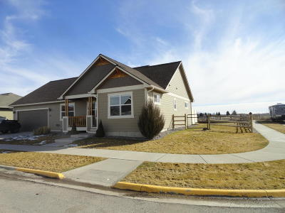 Missoula Single Family Home For Sale: 5241 Filly Lane