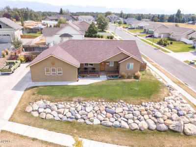 Kalispell Single Family Home For Sale: 51 Honeysuckle Lane