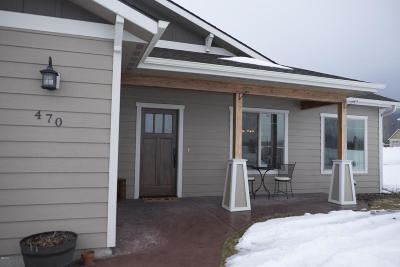 Kalispell Single Family Home For Sale: 470 Spruce Meadows Loop