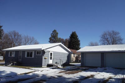 Lake County Single Family Home Under Contract Taking Back-Up : 1301 7th Street East