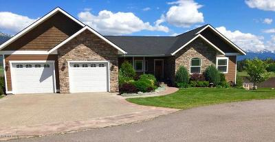 Flathead County Single Family Home For Sale: 1683 Foxtail Drive