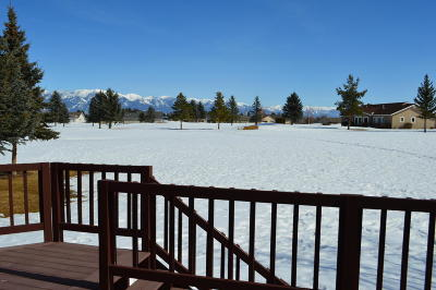 Kalispell Single Family Home For Sale: 186 West Nicklaus Avenue