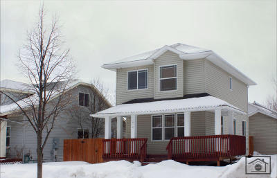 Kalispell Single Family Home Under Contract Taking Back-Up : 1810 Bluestone Drive
