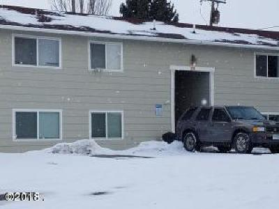 Flathead County Multi Family Home For Sale: 186 Glenwood Drive