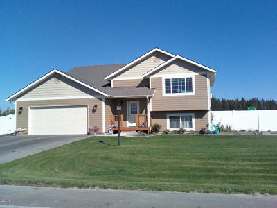 Kalispell Single Family Home For Sale: 3077 Sweetgrass Lane