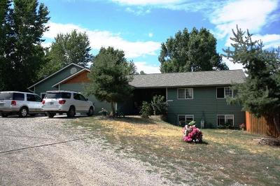 Missoula Single Family Home For Sale: 11720 Gopher Drive