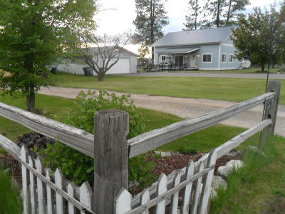 Kalispell Single Family Home For Sale: 648 Helena Flats Road